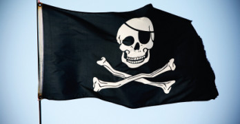 Bandeira do Seguro Pirata 348x180